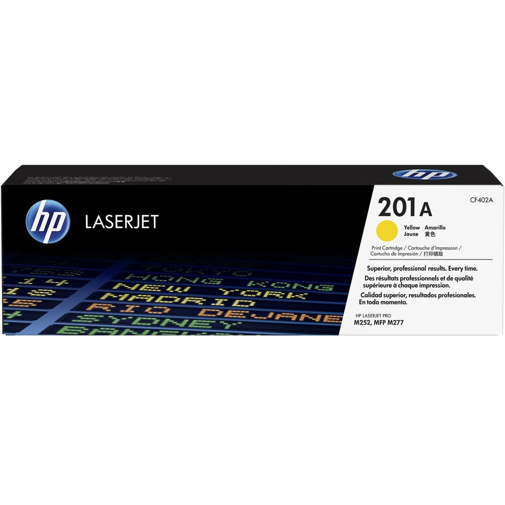 Toner HP CF402A Yellow No.201A-0