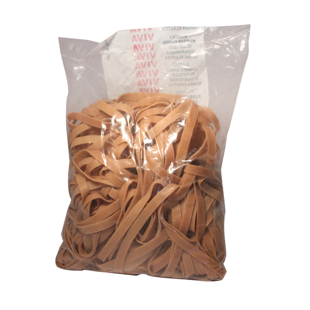 Gumica vezica fi 150mm/10mm 1kg natur High Quality-1