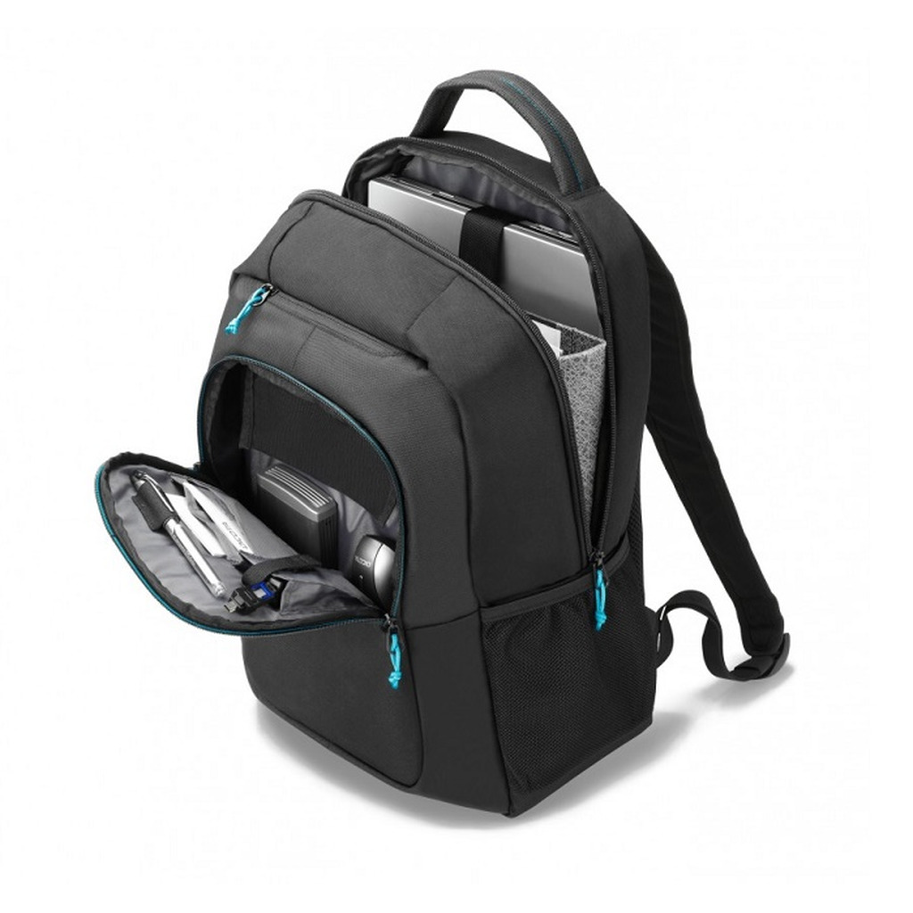 "Torba DICOTA za notebook 14""-15,6"" Spin Backpack - ruksak D30575-0"