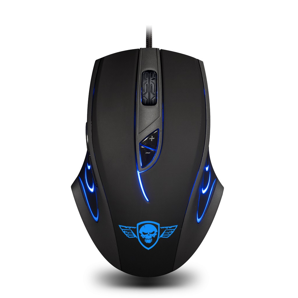 Miš SPIRIT OF GAMER Laser XPERT-M5 Gaming 6000dpi USB-0