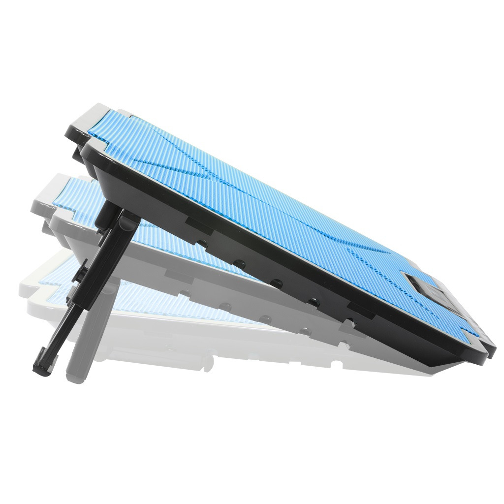 "Stalak za notebook računala do 15.6"" - Blue/Black SPIRIT OF GAMER Airblade 100-1"