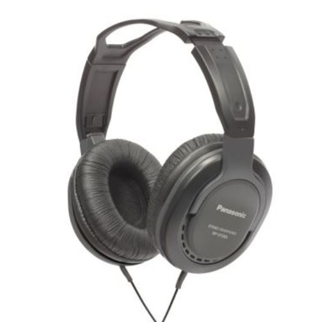 Slušalice PANASONIC RP-HTF265E-K On-Ear - Black-0