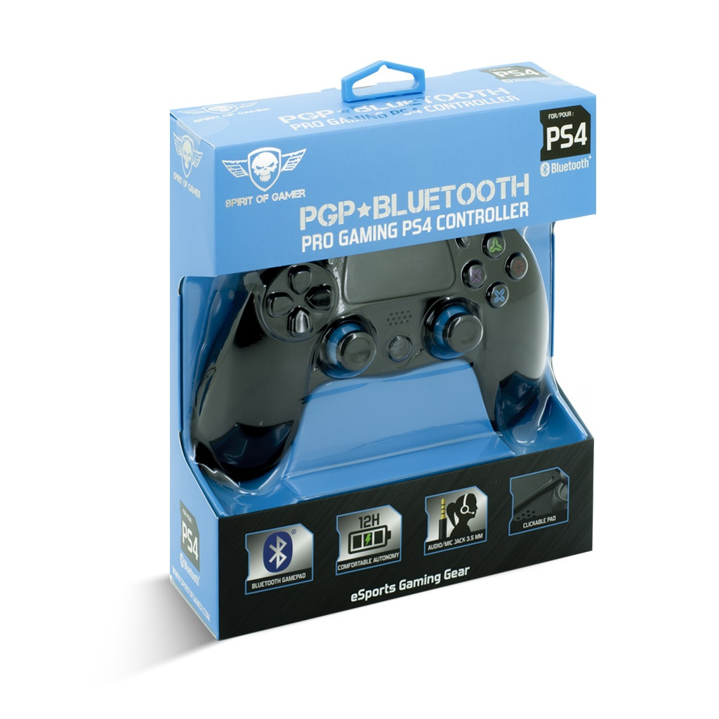 Joystick - gamepad SPIRIT OF GAMER Bluetooth - USB PS3/PS4-3