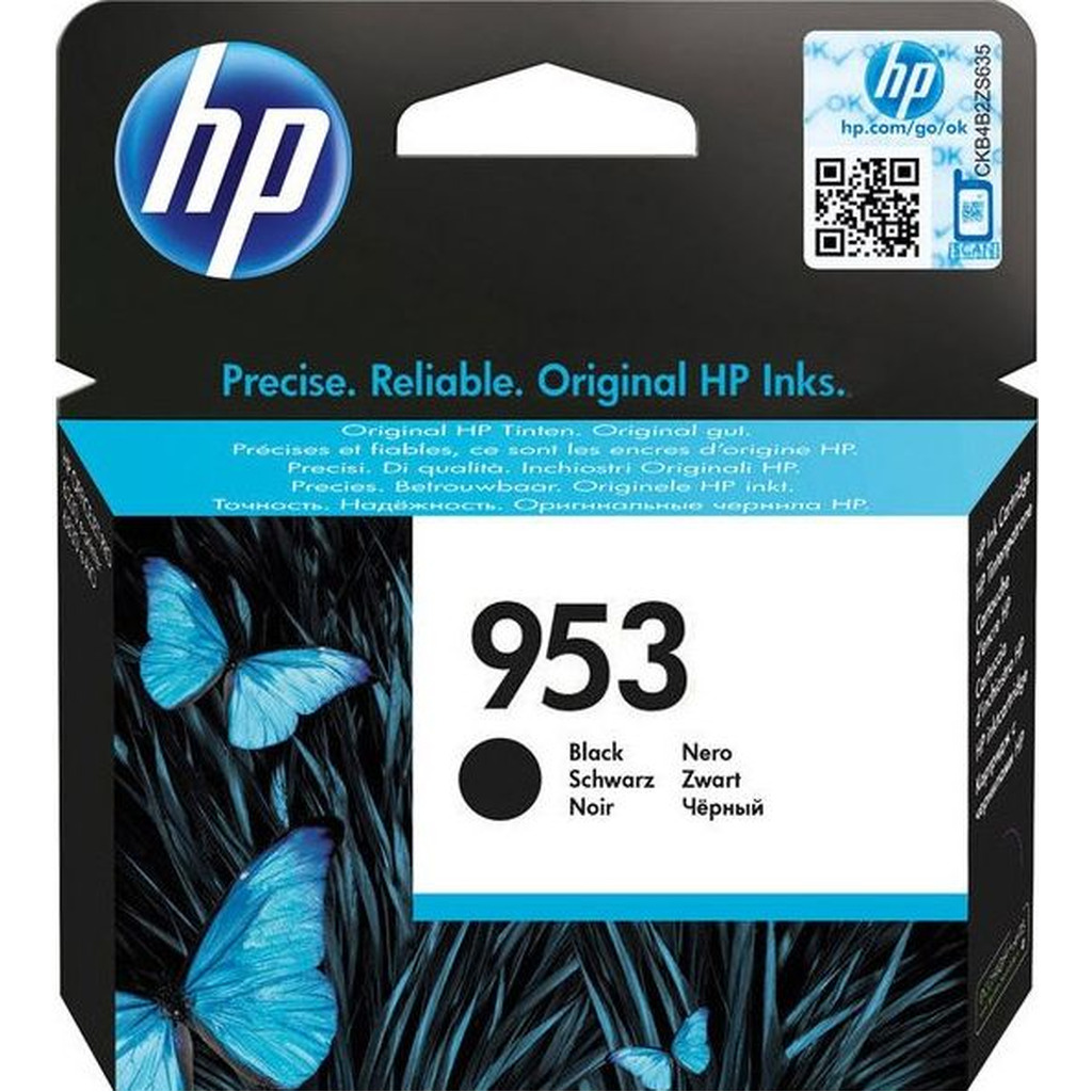 Tinta HP L0S58AE Black No.953 original-0